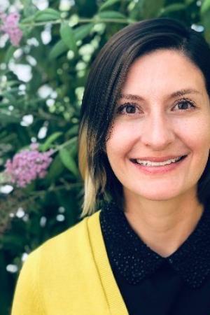 A portrait photo of Dana Ware.